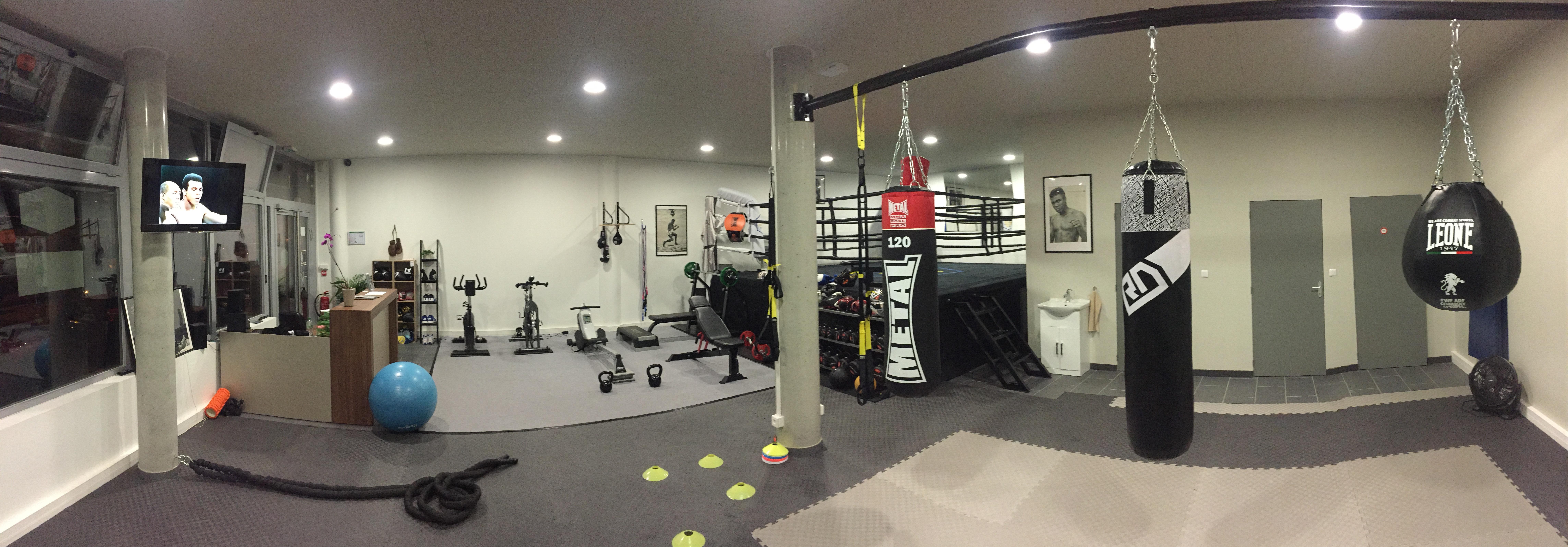 Salle De Boxe Cours Particuliers Boxe Caluire Gym Boxing